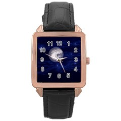 Moon and Stars Rose Gold Watches