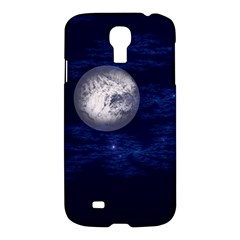 Moon And Stars Samsung Galaxy S4 I9500/i9505 Hardshell Case