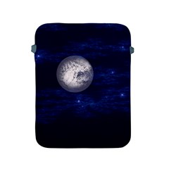 Moon and Stars Apple iPad 2/3/4 Protective Soft Cases