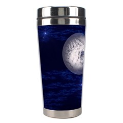 Moon and Stars Stainless Steel Travel Tumblers