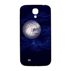 Moon and Stars Samsung Galaxy S4 I9500/I9505  Hardshell Back Case
