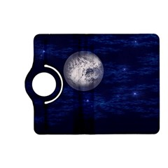 Moon and Stars Kindle Fire HD (2013) Flip 360 Case