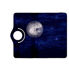 Moon and Stars Kindle Fire HDX 8.9  Flip 360 Case
