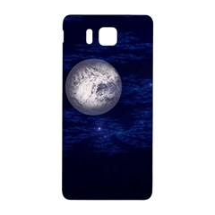 Moon And Stars Samsung Galaxy Alpha Hardshell Back Case