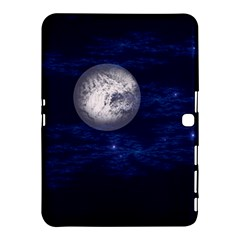 Moon And Stars Samsung Galaxy Tab 4 (10 1 ) Hardshell Case