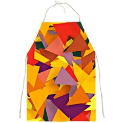 Geo Fun 8 Colorful Full Print Aprons