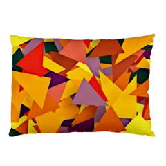 Geo Fun 8 Colorful Pillow Cases (two Sides)