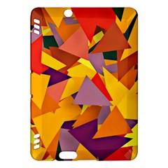 Geo Fun 8 Colorful Kindle Fire Hdx Hardshell Case