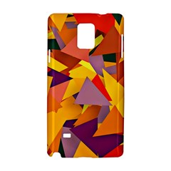 Geo Fun 8 Colorful Samsung Galaxy Note 4 Hardshell Case