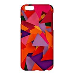 Geo Fun 8 Hot Colors Apple iPhone 6/6S Plus Hardshell Case