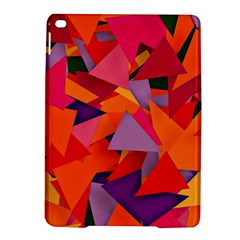 Geo Fun 8 Hot Colors iPad Air 2 Hardshell Cases