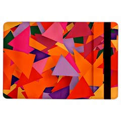 Geo Fun 8 Hot Colors Ipad Air 2 Flip