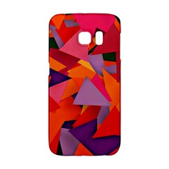 Geo Fun 8 Hot Colors Galaxy S6 Edge