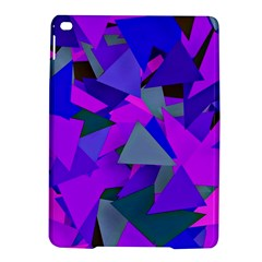 Geo Fun 8 Inky Blue Ipad Air 2 Hardshell Cases