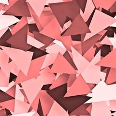 Geo Fun 8 Peach Magic Photo Cubes