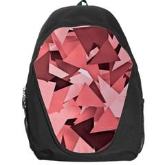 Geo Fun 8 Peach Backpack Bag