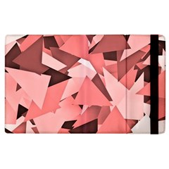 Geo Fun 8 Peach Apple iPad 2 Flip Case
