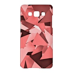 Geo Fun 8 Peach Samsung Galaxy A5 Hardshell Case