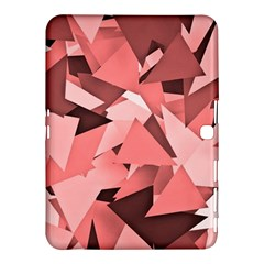 Geo Fun 8 Peach Samsung Galaxy Tab 4 (10 1 ) Hardshell Case