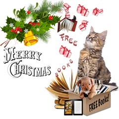 Free books for Christmas Magic Photo Cubes