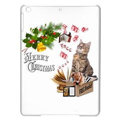 Free books for Christmas iPad Air Hardshell Cases