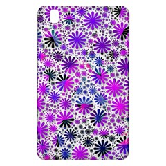 Lovely Allover Flower Shapes Pink Samsung Galaxy Tab Pro 8.4 Hardshell Case
