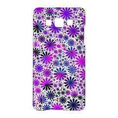 Lovely Allover Flower Shapes Pink Samsung Galaxy A5 Hardshell Case