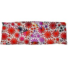 Lovely Allover Flower Shapes Body Pillow Cases (Dakimakura)
