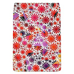 Lovely Allover Flower Shapes Flap Covers (L)
