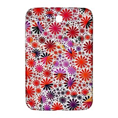 Lovely Allover Flower Shapes Samsung Galaxy Note 8.0 N5100 Hardshell Case