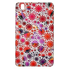 Lovely Allover Flower Shapes Samsung Galaxy Tab Pro 8 4 Hardshell Case
