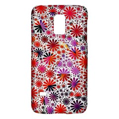 Lovely Allover Flower Shapes Galaxy S5 Mini