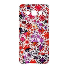 Lovely Allover Flower Shapes Samsung Galaxy A5 Hardshell Case