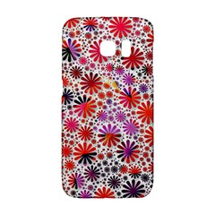 Lovely Allover Flower Shapes Galaxy S6 Edge