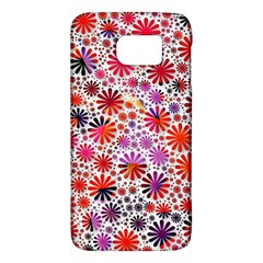 Lovely Allover Flower Shapes Galaxy S6
