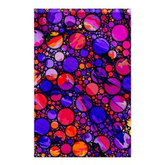 Lovely Allover Hot Shapes Shower Curtain 48  x 72  (Small)