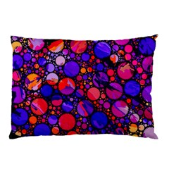 Lovely Allover Hot Shapes Pillow Cases (Two Sides)