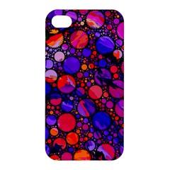Lovely Allover Hot Shapes Apple iPhone 4/4S Premium Hardshell Case