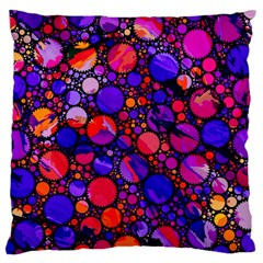 Lovely Allover Hot Shapes Large Cushion Cases (One Side)