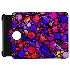 Lovely Allover Hot Shapes Kindle Fire HD Flip 360 Case