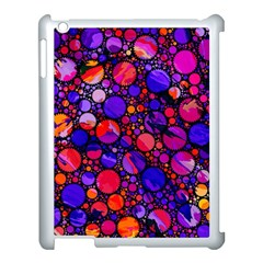 Lovely Allover Hot Shapes Apple iPad 3/4 Case (White)