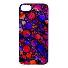 Lovely Allover Hot Shapes Apple iPhone 5S Hardshell Case