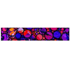 Lovely Allover Hot Shapes Flano Scarf (large)