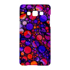 Lovely Allover Hot Shapes Samsung Galaxy A5 Hardshell Case