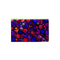 Lovely Allover Hot Shapes Cosmetic Bag (xs)