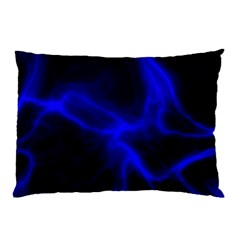 Cosmic Energy Blue Pillow Cases (Two Sides)