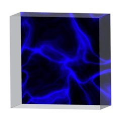 Cosmic Energy Blue 5  x 5  Acrylic Photo Blocks
