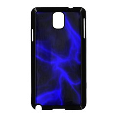Cosmic Energy Blue Samsung Galaxy Note 3 Neo Hardshell Case (Black)