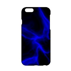 Cosmic Energy Blue Apple iPhone 6/6S Hardshell Case