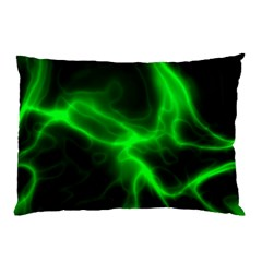 Cosmic Energy Green Pillow Cases (Two Sides)